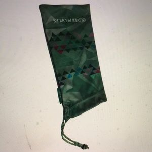 OLIVER PEOPLES EYEGLASSES POUCH NEW